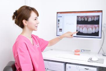 審美歯科治療専門のドクターが担当します