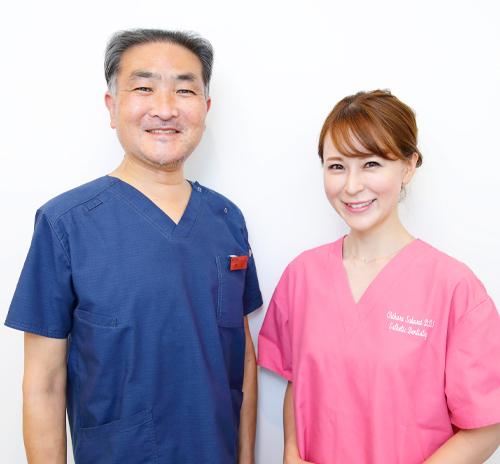 マウスピース矯正・審美歯科 2人の専門ドクターがいる歯科医院